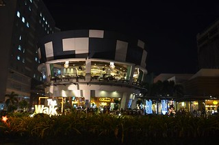 IT park in Cebu in Philippines