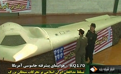 RQ170 drones ambush facts spilled by Iranian engineer