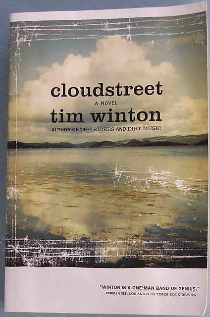 the personification of the house in cloudstreet a book by tim winton Book of first world war poetry yu,  tim winton and ellen fontana   metaphor – 'all the world's a stage' personification.