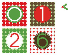 Christmas Block Countdown:Christmas Countdown Block