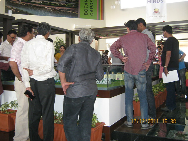 Response to Kolte-Patil Life Republic, on the first weekend after the launch!