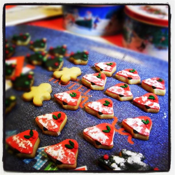 Operación galletas navideñas