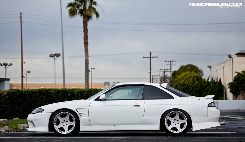 S14 With S13 Front End S14 With an S15 Front End