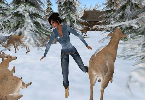 Twelve Days of Christmas Hunt by Cherokeeh Asteria
