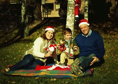 los 3 Navidad