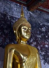 Bangkok - Wat Suthat (2)
