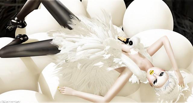 LWL For the Birds - blackLiquid Tokyoska