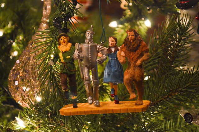 The Wizard of Oz Ornament