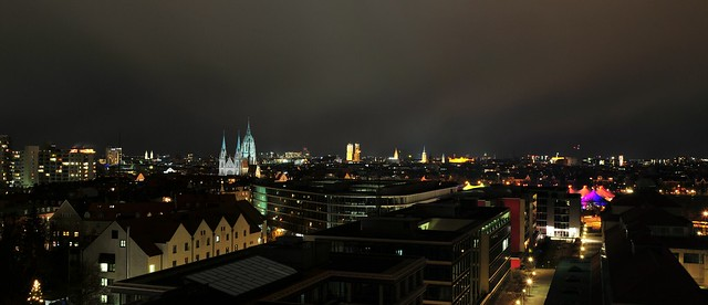 Night in Munich