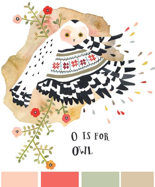 owl-art