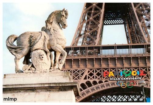Paris en 2012