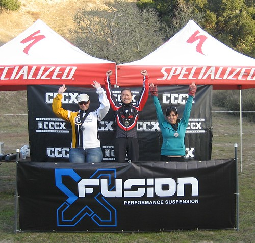 CCCX Super D #2 Cat 3 Podium
