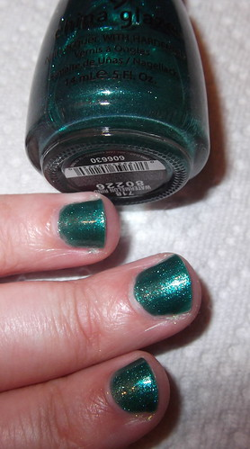China Glaze: Watermelon Rind
