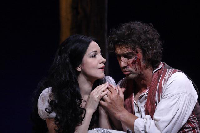 Tosca © Catherine Ashmore/ROH 2010