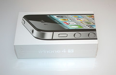 iPhone 4S - Verpackung Seite