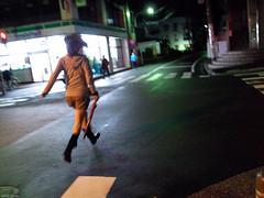 red light running - 赤信号ダッシュ