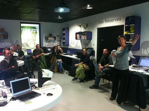 Rencontre-atelier Tela-botanica