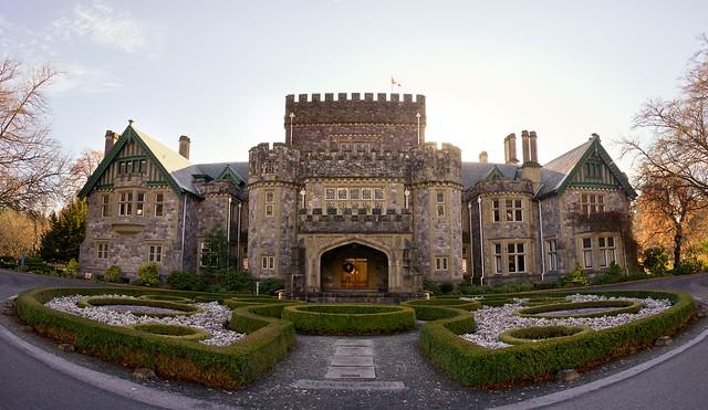 Royal Roads Hatley Castle Flickr Photo Sharing