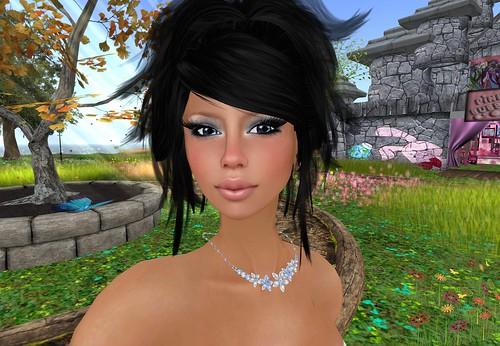 LAQ - Ebba [Peach] (LB) Christmas Gift 2011 by Cherokeeh Asteria