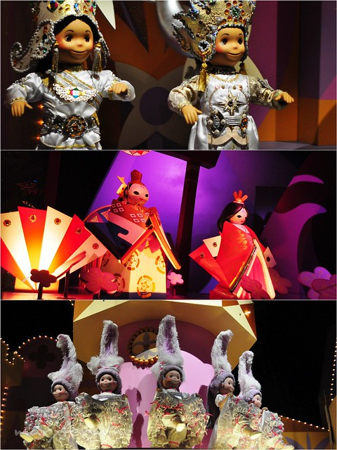 It's a Small World (4)