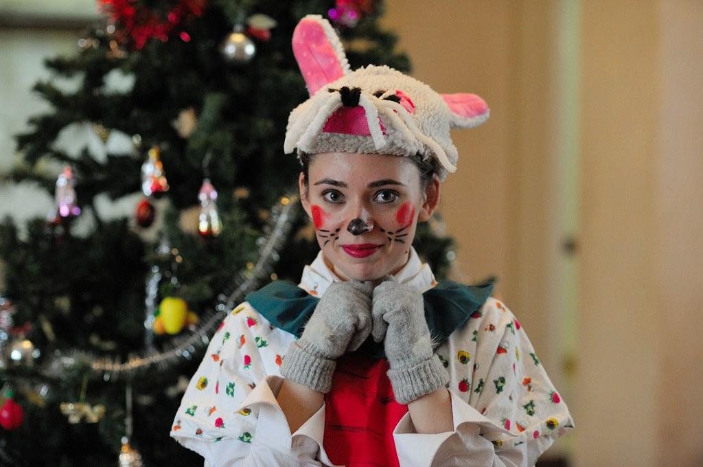 Fairy Russian Rabbit