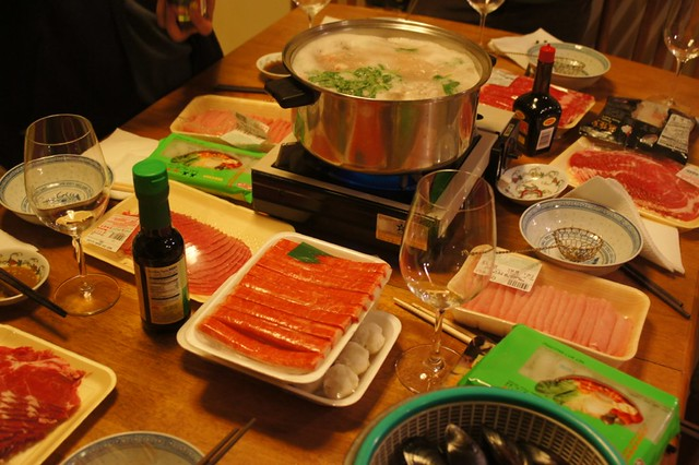 Hot pot - ready!