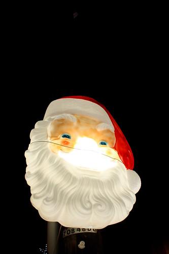 Christmas Street Lights 2011