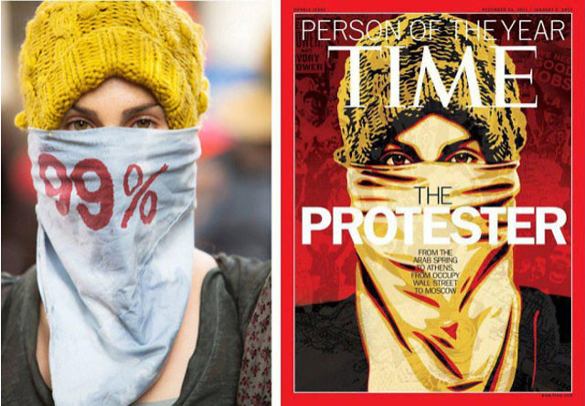 time person of the year the protester