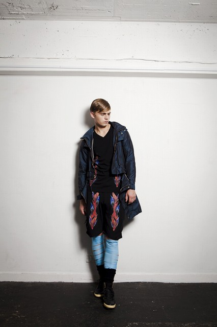 Tom Lander0026_hummel-H 2012 SS Collection(changefashion)