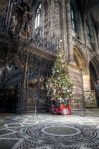 912/1000 - Chester Cathedral by Mark Carline