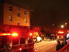 Fire at 817 St. Paul Avenue, Winnipeg