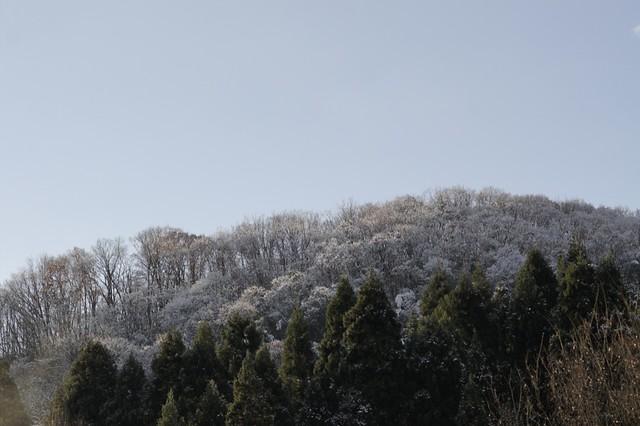 そして、また冬