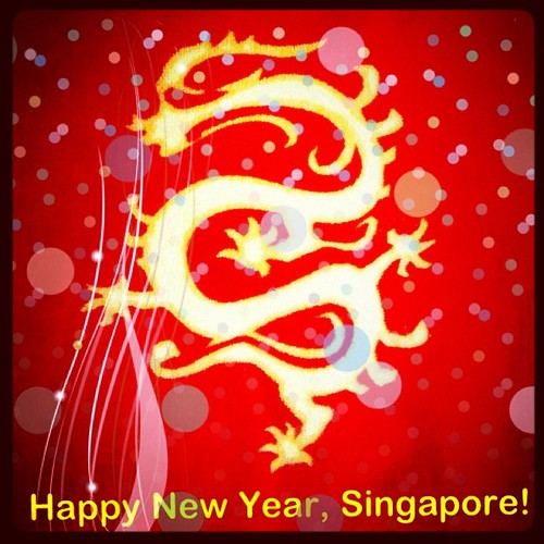 Happy 2012 and may everyone enjoy some dragon chi in the coming year!