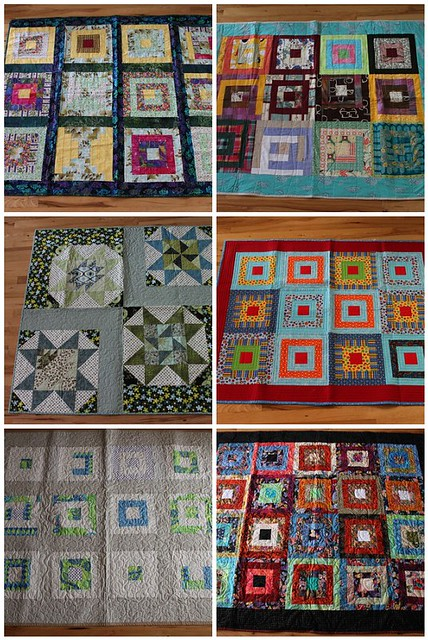 QfQ - Quilts for Sale through Donation