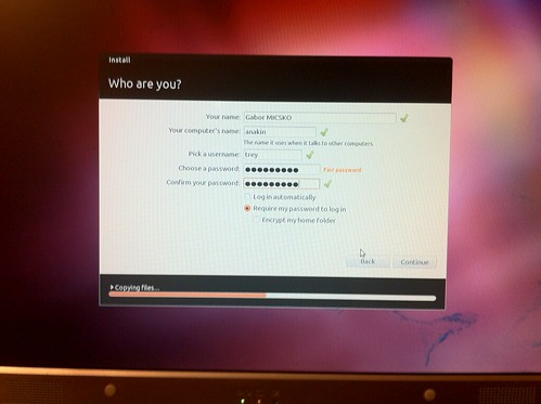 Öreg vasból távirányítható zenelejátszó Ubuntu-val #8