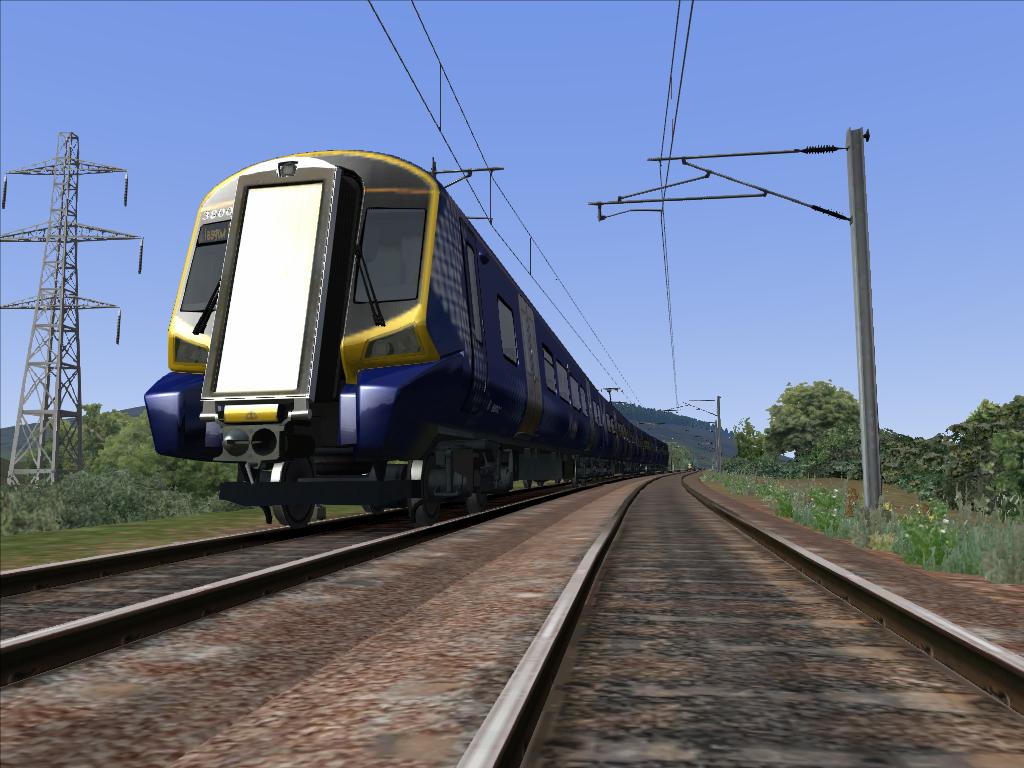 Class 380 Railworks
