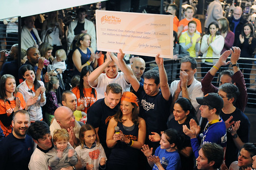Check Presentation at Cycle for Survival
