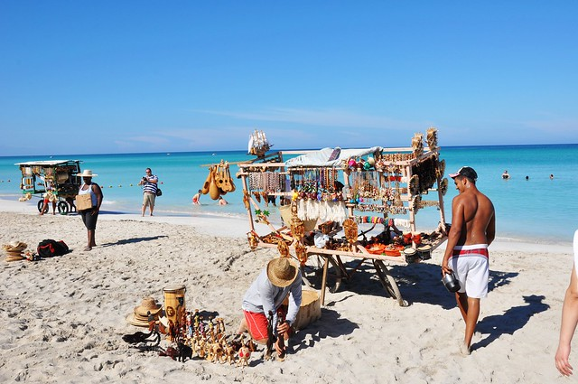 day 1 at Varadero, Cuba