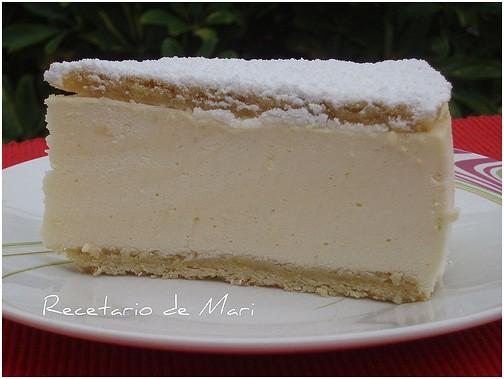 tarta de queso y nata 4