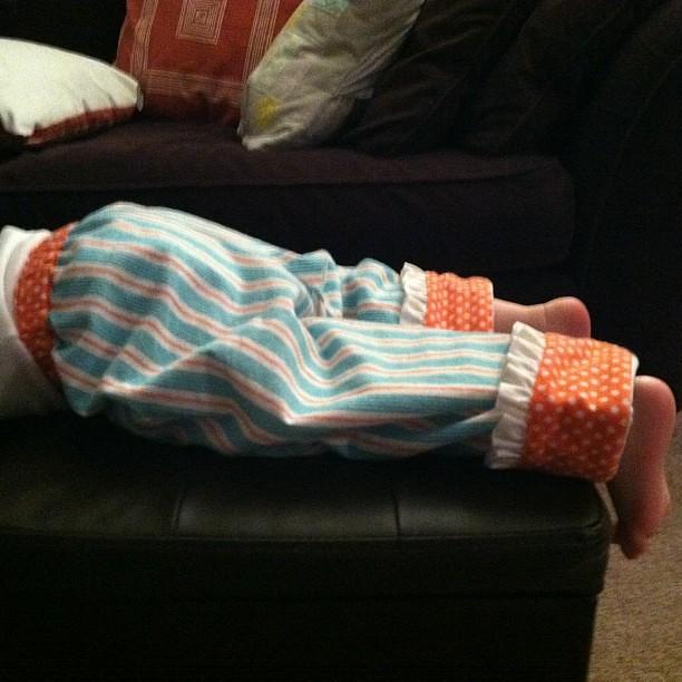 Oliver & S Sleepover Pajama Pants