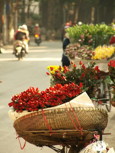 December in Hanoi