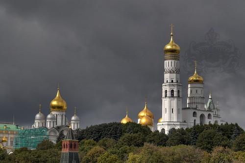 Dramatic Kremlin