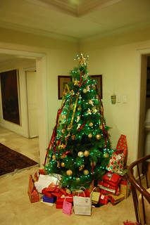 Luz Family Christmas Tree