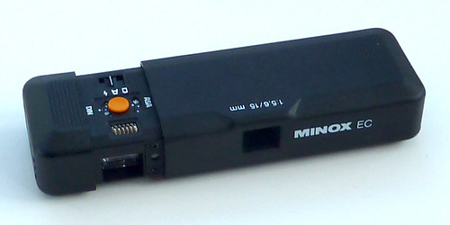Minox EC spy camera by pho-Tony