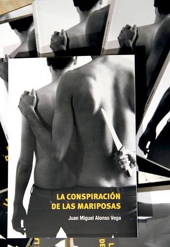 LA CONSPIRACIÓN DE LAS MARIPOSAS - JUAN MIGUEL ALONSO VEGA by juanluisgx