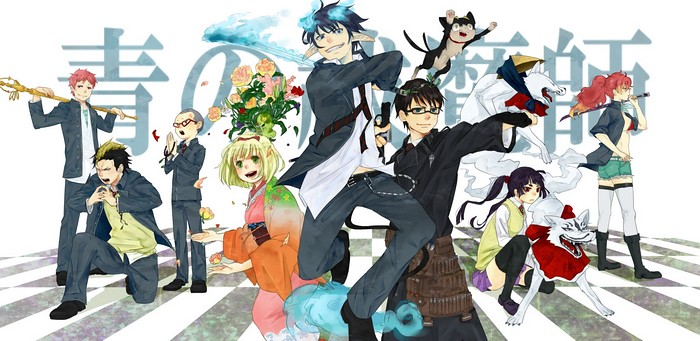 Shoujo Life - Ao no Exorcist