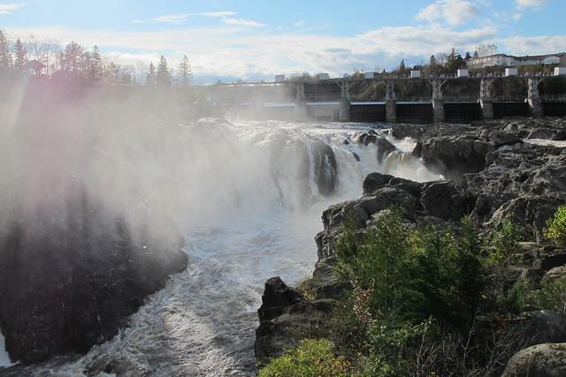 Grand Falls (NB) Canada  City new picture : Grand Falls, New Brunswick, Canada   Flickr Photo Sharing!