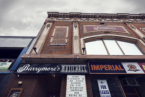 6|365 barrymore's.