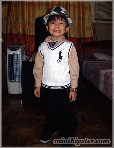 Elijah... MiniHipster.com: kids street fashion (mini hipster .com)