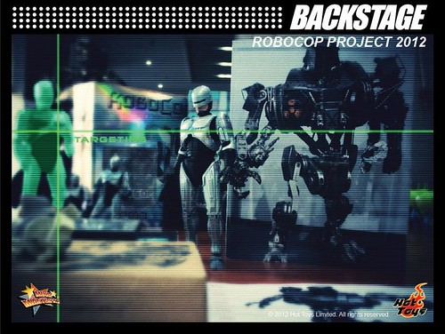 Hot Toys_Project Robocop 2012